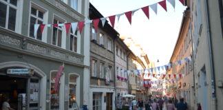 Sandkerwa Sandstraße